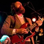 Iron and Wine perform at the Mercury Lounge in New York City, January 6, 2010